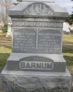 Mahala <i>Farran</i> Barnum