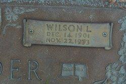 Wilson Lyle Allender