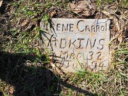 Eunice Irene <i>Carroll</i> Adkins