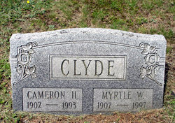 Cameron Hillhouse Clyde