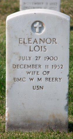 Eleanor Lois Beery