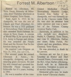 Forest Miles Albertson