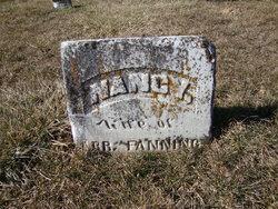 Nancy <i>Thompson Galloway</i> Fanning