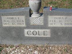 Dora <i>Payne</i> Cole