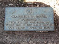 Clarence William Boyer