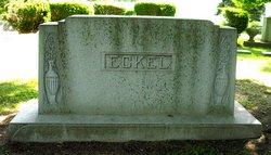Emma <i>Ernst</i> Eckel