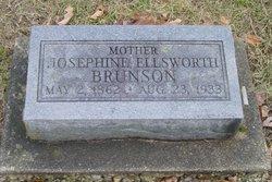Josephine Anna <i>Mayfield Ellsworth Riley</i> Brunson