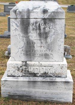 Sarah Ann Rebecca <i>Derr</i> Flook
