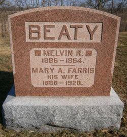 Mary Alta <i>Farris</i> Beaty
