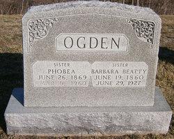Barabara <i>Ogden</i> Beaty