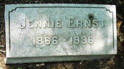 Jennie Ernst