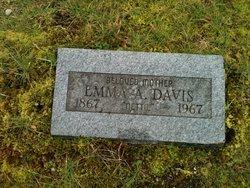Emma Annette Nettie <i>Ticknor</i> Davis