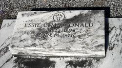 Essie <i>Reynolds</i> MacDonald