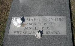 Lula Mae <i>Thornton</i> Braddy