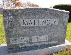 Evelyn Neole <i>Dial</i> Mattingly