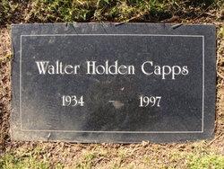 Walter Holden Capps