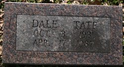 Dale <i>Tate</i> Cavanaugh