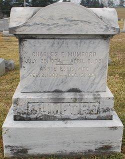 Annie Elizabeth <i>Bidle</i> Mumford