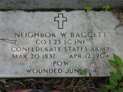 Neighbor William Baggett