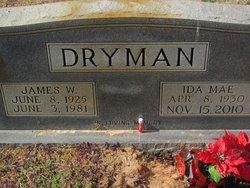 Ida Mae <i>Whitfield</i> Dryman
