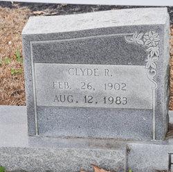Clyde E <i>Rivenbark</i> Batts