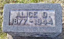 Alice D Hope