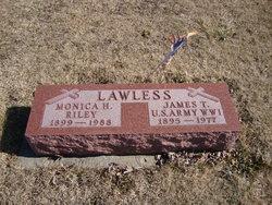 Monica E <i>Riley</i> Lawless