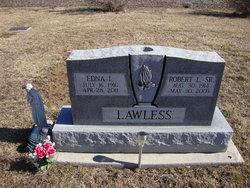 Edna Irene <i>Weder</i> Lawless