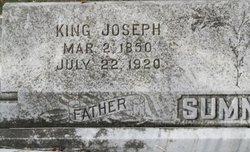 King Joseph Sumner
