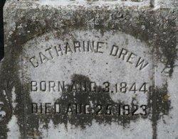 Catherine <i>Strickland</i> Drew
