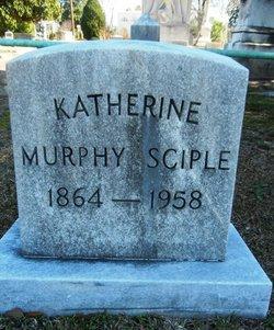 Katherine <i>Murphy</i> Sciple
