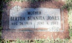 Buanita <i>McWhorter</i> Jones