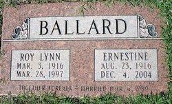Ernestine <i>Dennis</i> Ballard