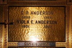 Viola <i>Ellsworth</i> Anderson