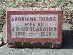 Andriene Sarah Lucy <i>Dodge</i> McClanahan