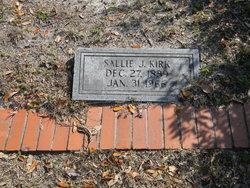 Sallie <i>Johnson</i> Kirk