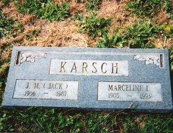 Marceline Louise <i>Lueckenhoff</i> Karsch