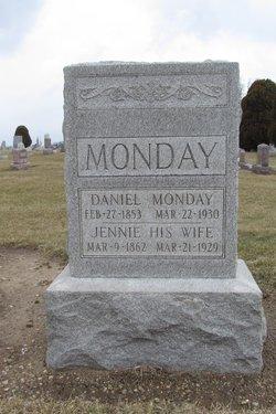Daniel Monday