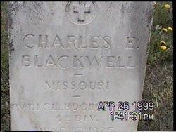 Charles E. Blackwell