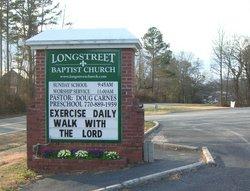 Longstreet Baptist Church Cemetery