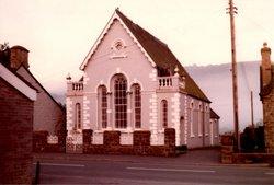 Cemmaes Calvinistic Methodist Chapelyard