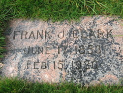 Joseph Frank Clark