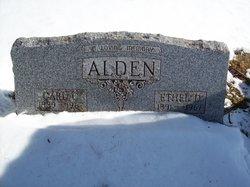Florence Ethel <i>Doerr</i> Alden