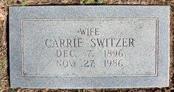Carrie <i>Johns</i> Switzer