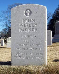 John Wesley Parker