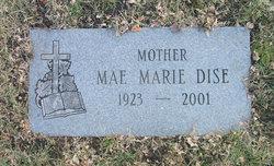 Mae Marie <i>Gross</i> Dise