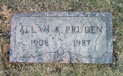 Allan K Pruden