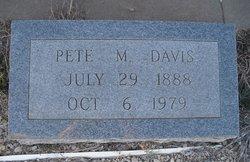 Peter Madden Davis
