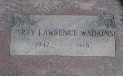 Terry Lawrence Wadkins