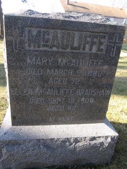 Mary McAuliffe